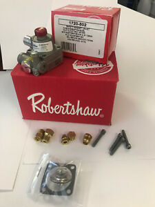 Robertshaw 1720 802 Commercial Cooking Electromagnetic Gas Valve