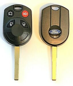 2x Ford 2012 2017 High Security 4 Button Remote Key 0ucd6000022 A Usa Seller