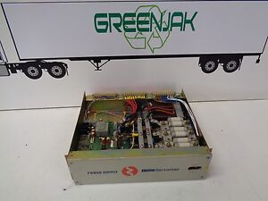 Num 3pws75l Servomac Power Supply Missing Cover Used Free Shipping