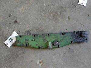 John Deere 2010 Tractor Left Side Bowl Gear Cover Part T16159t Tag 451