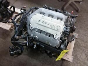 Engine 3 2l Vin 6 6th Digit Fits 04 06 Tl 444189