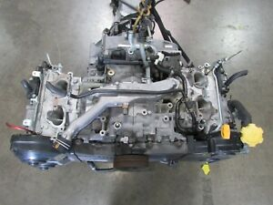 2002 2003 2004 2005 Subaru Impreza Wrx Engine Ej205 Jdm Turbo Ej20 Engine Only
