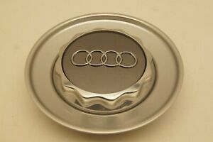 Audi A6 C5 C6 Genuine Wheel Center Hub Cap Avus Silver 8do601165j z17 Oem