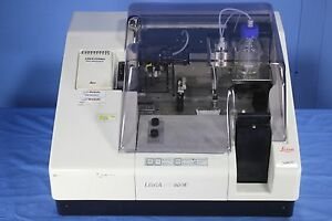 Leica Cv5000 Automated Cover Slipper Histology Pathology Warranty