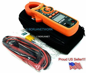 Extech Ma410 Clamp Meter 600v Cat Iii
