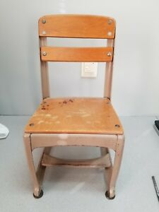 Vintage Children S School Chair American Seating Company