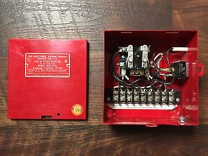Red Jacket Control Box Pump 880 029 Turbine Relay Gilbarco Fuel Gas Veeder root