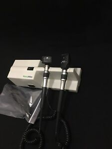Welch Allyn 767 Wall Transformer W Ophthalmoscope 11710 otoscope 25020