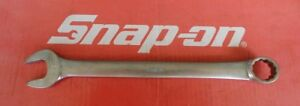 Snap On Tools 22mm Standard Length 12 Pt Combination Wrench Oexm220