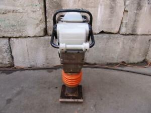 Mikasa Multiquip Mq Jumping Jack Tamper Rammer Compactor Mtx 70 Works Well
