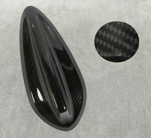 Real Carbon Fiber Shark Fin Antenna Cover For 13 17 Bmw F22 F82 M3 M4