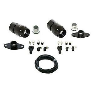 For Nissan Gt r 09 Synapse Engineering Synchronic Twin Blow off Valve Kit