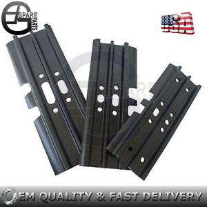 1pc Track Shoe Track Plate Undercarriage Excavator Parts For Komatsu Pc200 3
