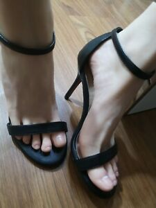 One Left Or Right Lifelike Female Feet Shoes Displays Model Legs Mannequin
