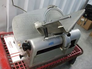 Hobart Automatic 12 Meat Cheese Deli Slicer