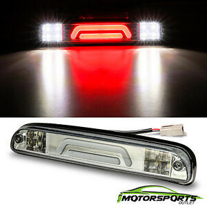 For 1999 2016 Ford F250 F350 Super Duty 3d Led Third 3rd Brake Light Lamp Smoke