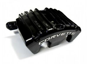 Tps C5 Corvette 1997 2004 Powder Coated Rebuilt Caliper Bracket Set Black