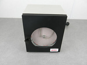 Revco Scientific Free Standing Chart Recorder 6383 a