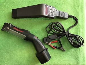 Snap On Mt2261a Tach advance Computerized Timing Light Kit Cordless Worklight