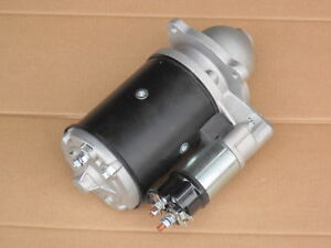 Starter For Ford 5900 620 Combine 622 6600 6610 6610s 6700 6710 7000 7100 7200