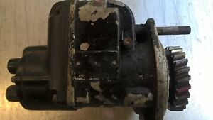 Magneto Xv4b7 Y97 Hot Spark Wisconsin Engine Vh4d Melroe Bobcat 610 New Holland