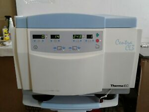 Thermo Iec Centra Cl3 Centrifuge With Rotor