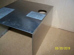 Mtd Harvey Chemiclave 5000 Outer Cover Autoclave Sterilizer