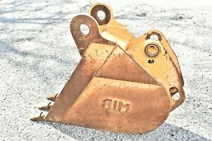 Aim 12 Backhoe Bucket 55mm Pin l
