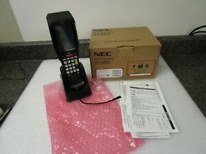 New Nec Hht System S1635 01 Portable Data Terminal Barcode Scanner no Battery