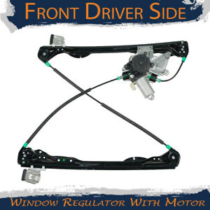 1pc Power Window Regulator With Motor Front Driver Side Fit Ford Focus 00 07