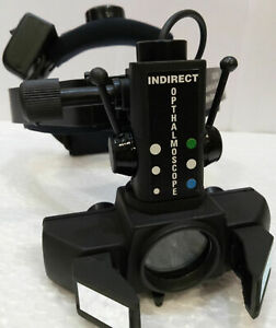 Indirect Ophthalmoscope With 20 Lens B 8765 A