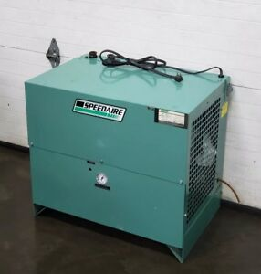 Speedaire Refrigerated Air Compressor Dryer 5z657d 115v