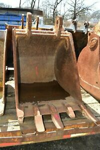 24 Backhoe Bucket 45 40mm Pins q