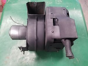 Vintage Car Truck Heater Unit Fan Heater Core