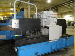 Cincinnati 500 Series Hypowermatic Vertical Production Mill