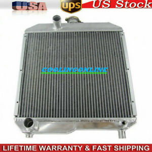 Sba310100291 Sba310100440 Tractor Radiator Fits Ford New Holland 1510 1710 Cl