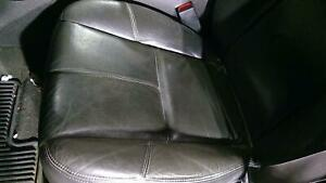 2011 Chevrolet Silverado Crew Cab Left Leather Seat Trim Code 193