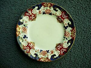 Antique Ashworth Bros Real Ironstone China Eight Maker S Marks On Back 1859 02