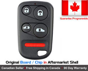 1x New Replacement Keyless Entry Remote Control Key Fob For Honda Oucg8d 440h a