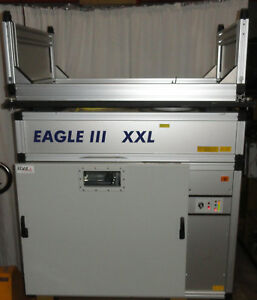 Edax Eagle Iii Xxl Micro Xray Fluorescence Spectrometer W Herzan Avi 350m Table