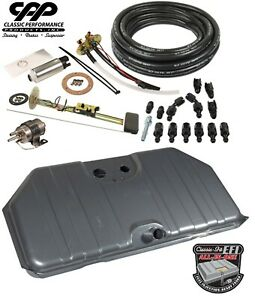 1967 68 Camaro Ls Efi Narrow Fuel Injection Gas Tank Fi Conversion Kit 90 Ohm