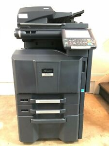 Copystar Cs3050ci Color Multifunctional System Print scan copy fax Tested