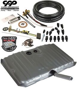 70 72 Olds 442 Cutlass Ls Efi Fuel Injection Gas Tank Fi Conversion Kit 90 Ohm