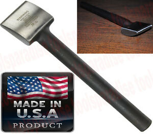 Long Handle Auto Body Panel Dinging Pry Hammer Dolly Spoon Forming Caulking Tool