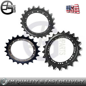 New Drive Sprocket Undercarriage Excavator Parts For Caterpillar Cat E320