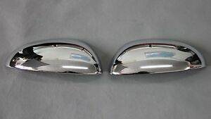 Chrome Side Mirror Trim Cover Caps For Nissan Juke 2011 2012 2013 2014