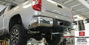 New Oem Toyota Tundra Trd Perfomance Dual Exhaust System Trd Tailpipe Kit