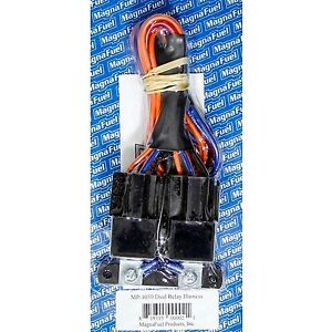Magnafuel Mp 1050 Relay Switch Dual Single Pole 30amp 12v Wiring Included