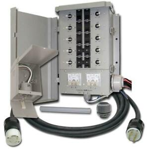 Connecticut Electric Egs107501g2kit Emergen 10 Circuit Transfer Switch Kit