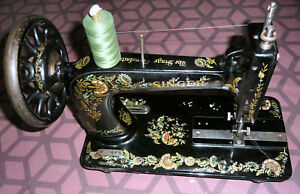 Singer 48k Treadle Base Sewing Machine